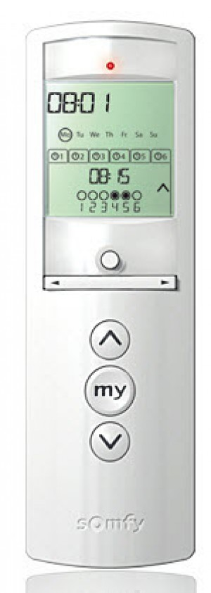 Somfy Rts Remote And Timer Controls